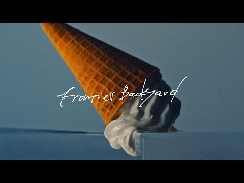 "FRONTIER BACKYARD / Fun summer ends inc.AL""THE GARDEN"" 2017.09.06 on sale"