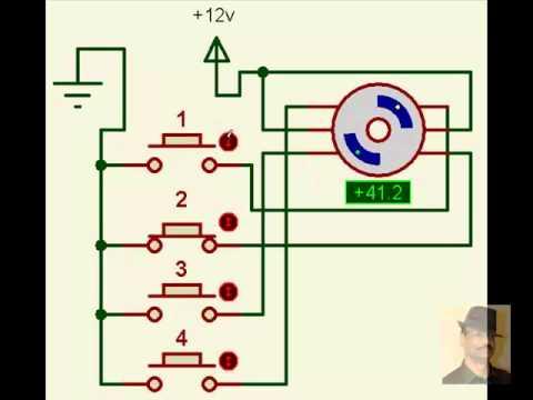 Robotic Projects 4 Stepper Motor Basic Understanding