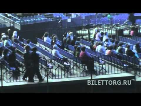 Олимпийский схема зала, сектор