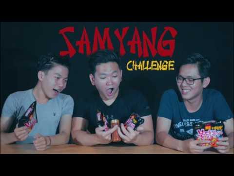 Challenge Samyang + 1 Botol Boncabe Lv 30