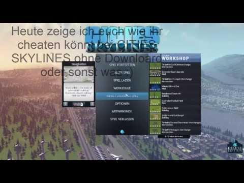 <b>CITIES SKYLINES CHEATS</b> OHNE DOWNLOAD| UNLIMITED MONEY,AND ...