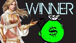Game Of War - 500,000 Gold Giveaway Winner!