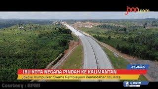 Jokowi Pastikan Ibu Kota Negara Pindah ke Kalimantan - JPNN.COM