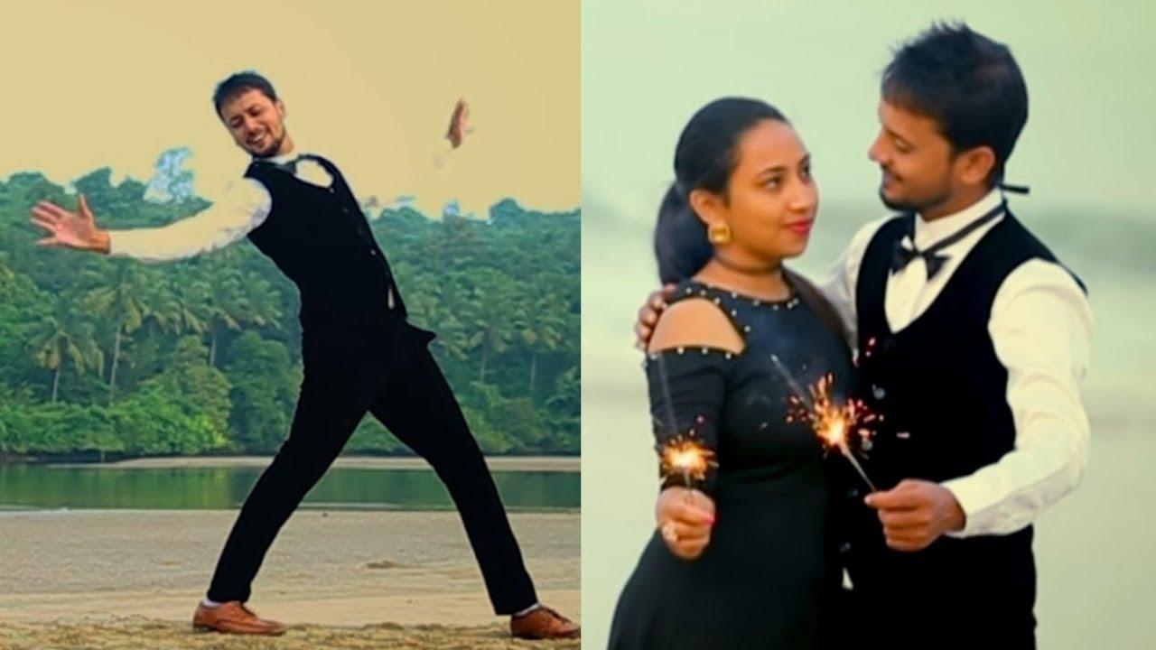 Pre-wedding Akhil & Pooja #shorts