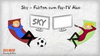 Pay-TV von Sky - Abo-Struktur und Pakete im Detail