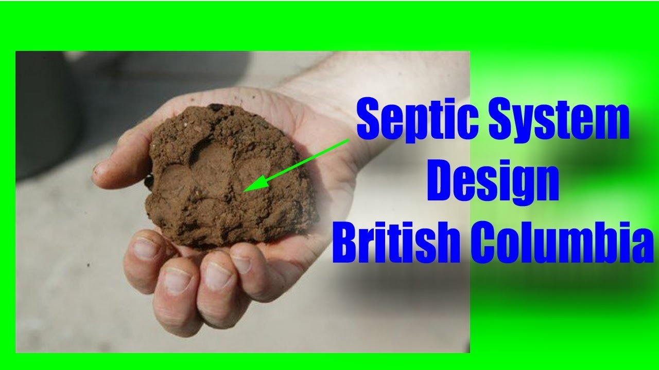 Septic System Design BC - YouTube