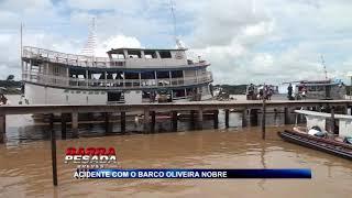 Gambar cover ACIDENTE COM O BARCO OLIVEIRA NOBRE