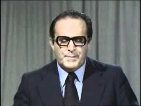 El famoso vídeo de Fuentes Quintana en 1977