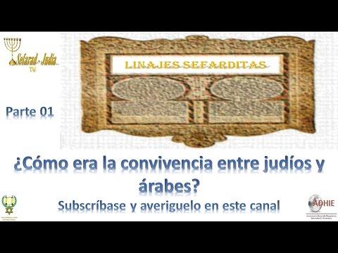 linajes-sefarditas---02-convivencia-judeo-árabe-parte-01