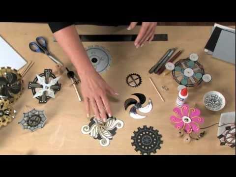 Kinetic Sculpture - Art-O-Motion - Lesson Plan
