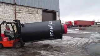 Колодцы канализационные пластиковые - производство POLEX PLAST(Производство пластиковых канализационных колодцев: смотровые, распределительные, приемные, коллекторные..., 2016-10-17T13:56:36.000Z)