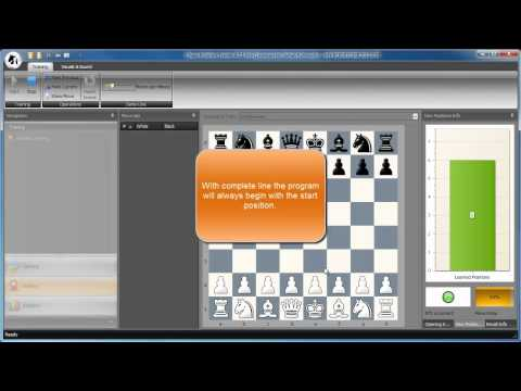 Chess Position Trainer – Tutorial 06 – Training New Positions