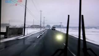 戦場カメラマン渡部陽一さん ☆路線バスの旅in 宮城県名取☆なとりん号.