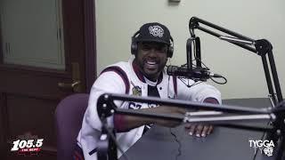 1055 The Beat RIP Micheals interview Dj Tygga Ty