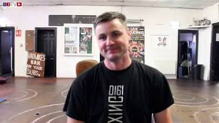 THOMAS MCDONAGH REACTION TO ANTHONY JOSHUA SHOCK STOPPAGE DEFEAT
