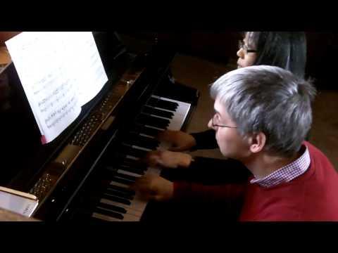 Gabriel Fauré: Dolly Suite for piano duet op.56