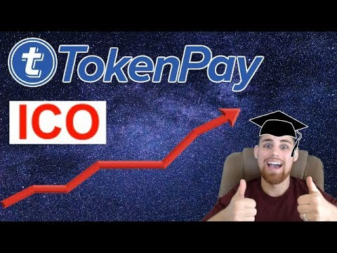 TOKENPAY ICO - HUGE ICO!!! AND FREE TOKENS?! - EVERYTHING YOU NEED TO KNOW! -