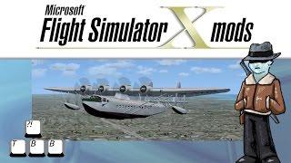 Flight Simulator X Plane Spotlight - Sikorsky S42