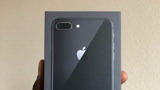 iPhone 8 Plus Unboxing