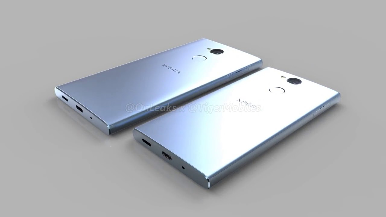 Sony Xperia XA2 & XA2 Ultra EXCLUSIVE LEAK