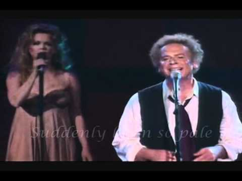 ART GARFUNKEL BRIGHT EYES Live,Lyrics