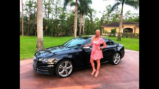 SOLD!  2013 Audi S6 Quattro Test Drive & Review w/MaryAnn for sale by: AutoHaus of Naples