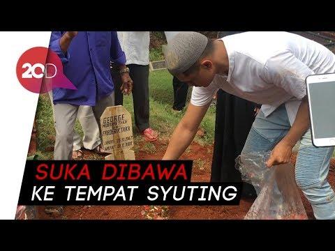 Almarhum George Mustafa Taka Ingin Sang Anak Jadi Aktor Mp3
