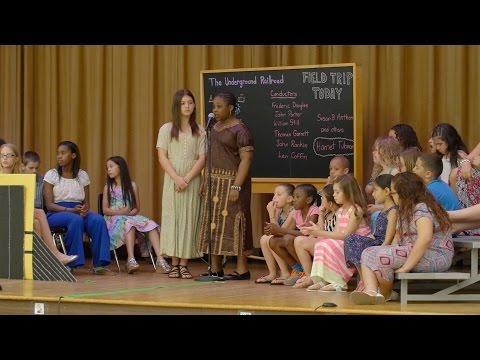 Theodore Roosevelt Elementary - The Underground Railroad