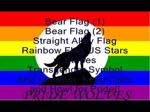 Pride Flags Symbols And Their Meanings Youtube