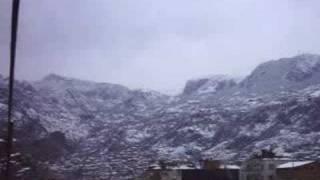 Yavuz Bingöl - Oy Dağlar - Amasya Resimleri 15