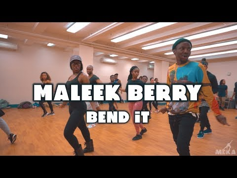 Bend it- Maleek berry|| Ejay choreography