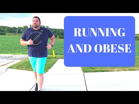 HOW TO START RUNNING WHEN YOU ARE OBESE