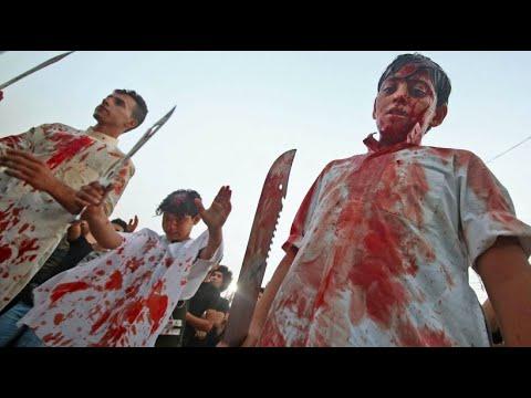 Shiiten feiern im Irak das Aschura-Fest