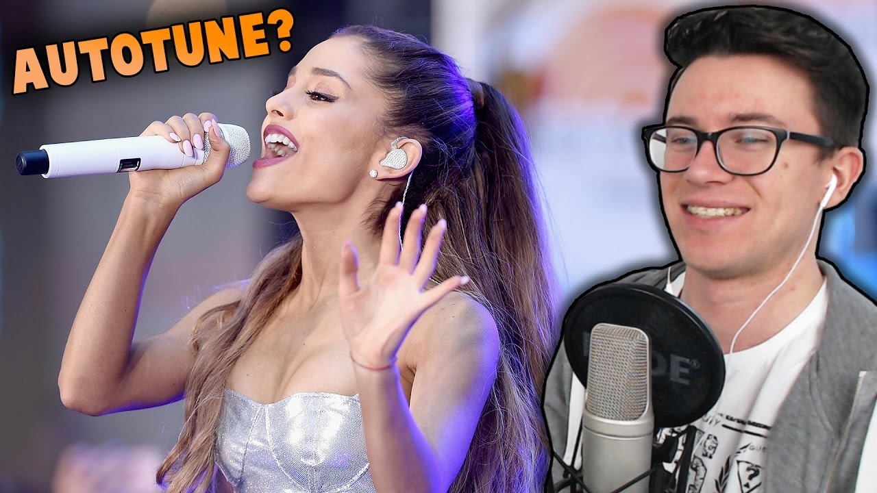 Download Ariana Grande Real Voice (Without Autotune) Reaction
