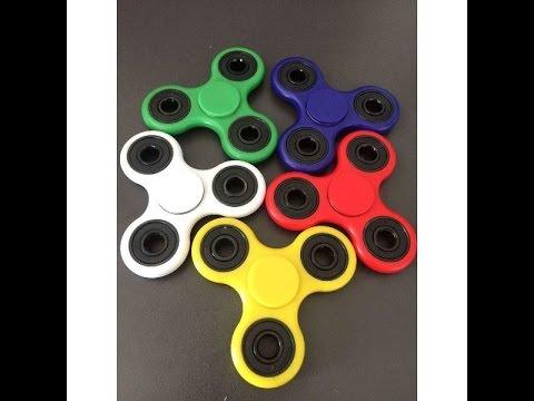 My Fidget Spinners