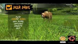 Deer Drive gameplay