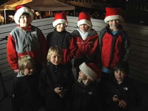 Holiday Karaoke Hockey Boys