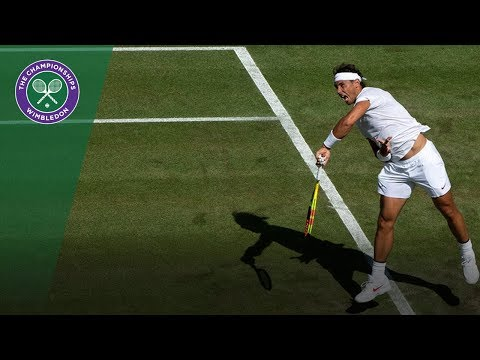 Rafael Nadal | No. 2 seed cruises into second round