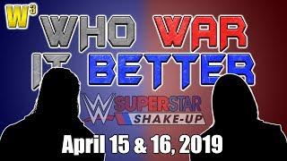 Superstar Shakeup 2019! | Who War It Better