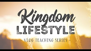 Kingdom Lifestyle Vlog: Becoming a Peacemaker Matthew 5:9