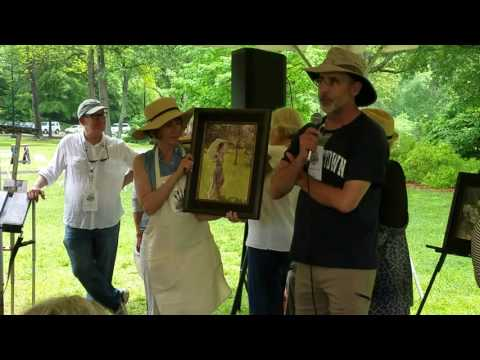 2016 Olmsted Plein Air Paint Quick Auction, Thomas Jefferson Kitts