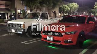 worlds craziest car meet