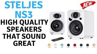 High Quality Speakers That Sound Great