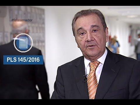 #falasenador: Agripino defende uso da internet na hora de abrir ou fechar empresas