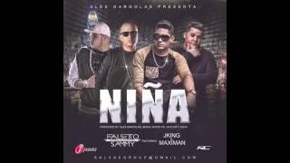 Sammy & Falsetto - Niña ft. J-King & Maximan