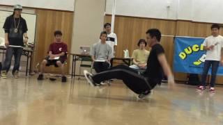 MASA(早稲田摂陵)vs pon(布施工科) Hivoltage Vol.3 ソロbest16