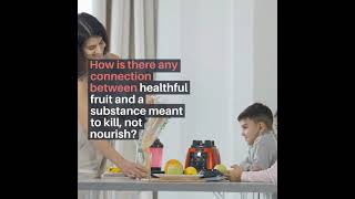Pesticides Are Killing Our Kids With Apples: The Nazi and Roundup Connection