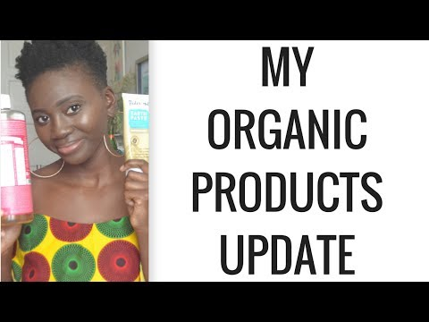 *UPDATED* ORGANIC BEAUTY + HEALTH PRODUCTS