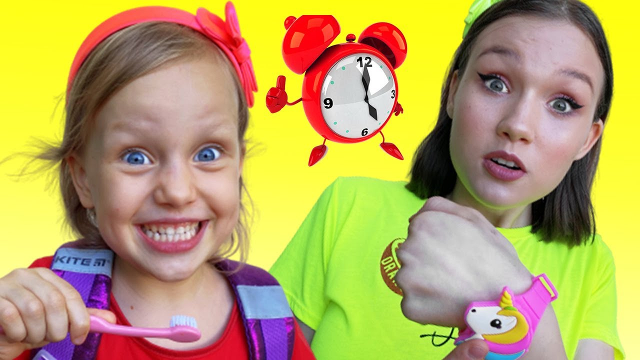 Put On Your Shoes Song | Pretend Play Morning Routine Brush Your Teeth | Nursery Rhymes Kids Songs