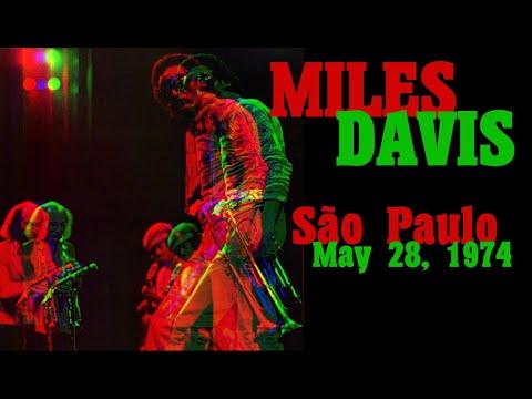Miles Davis- May 28, 1974 Theatro Municipal, São Paulo